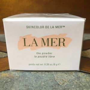 "La Mer ""The Powder"" Brand New Factory Sealed 0.28"